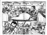 Mystery Men Adaptation pg2-3 by VASS-comics