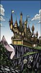 Wompomp Rompkin's kingdom by VASS-comics