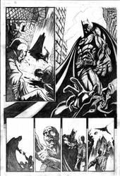 Batman Jekyll and Hyde pg1 by VASS-comics