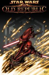 Sith Marauder by VASS-comics