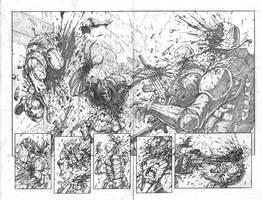 Image Sample pg2-3 by VASS-comics
