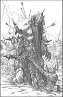 Murderthane 2013 pencils by VASS-comics