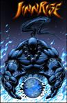 Jinnrise #1 cover by VASS-comics