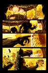 Jinnrise 1 page 2 colors by Tim Yates by VASS-comics