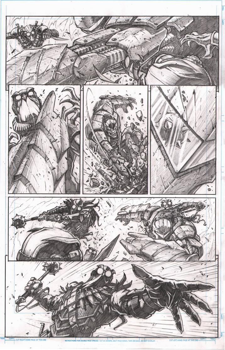 Batman 9-pg1 sample