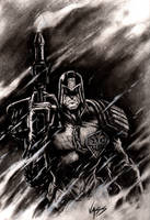 Judge Dredd  11-13 by VASS-comics