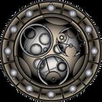 Circular Gallifreyan Clock