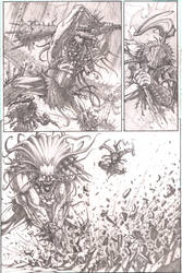 Elflord 0 pg 4 by VASS-comics