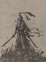 Usagi Yojimbo by VASS-comics