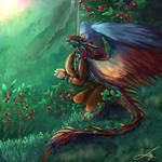 Tezcacoatl the coffee dragon
