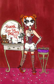 Quinn M. as Emilie Autumn