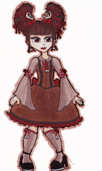 Christmas Lolita Collection Redux: Reindeer Lolita