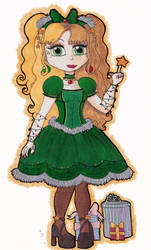 Christmas Lolita Collection Redux: Tree Lolita