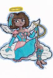 Christmas Lolita Collection Redux: Angel Lolita