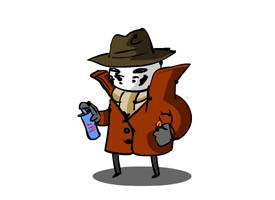 Rorschach by kevinwalker