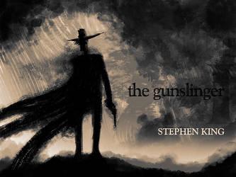 dark tower - gunslinger by kevinwalker