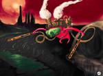 steampunk starwars sith