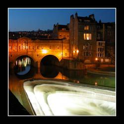 A Night In Bath by cyaenn