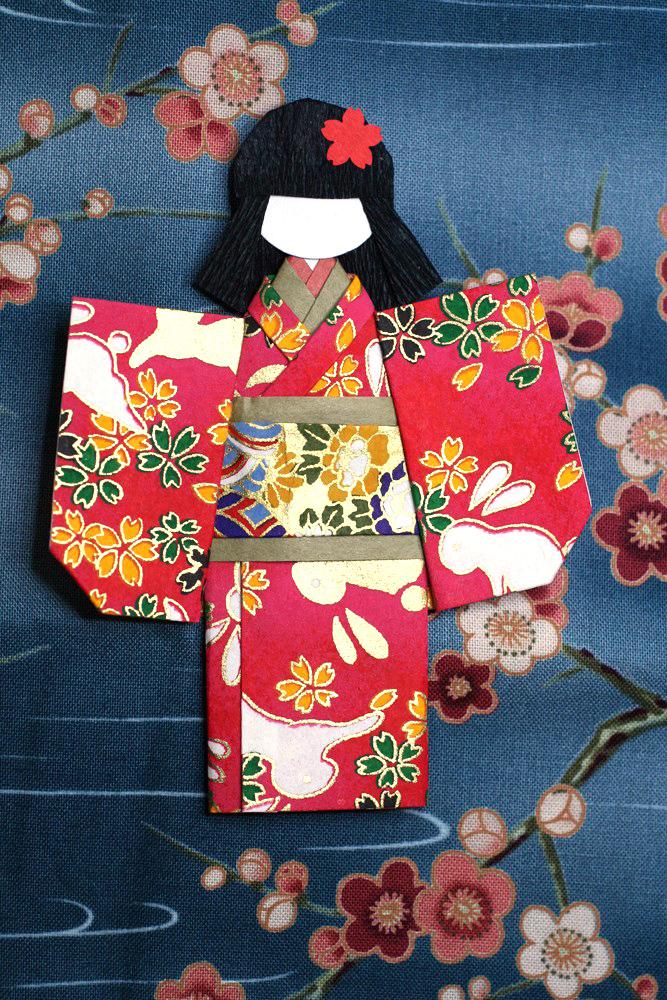 Shiori Ningyo An Origami Doll 1 By Cyaenn On Deviantart