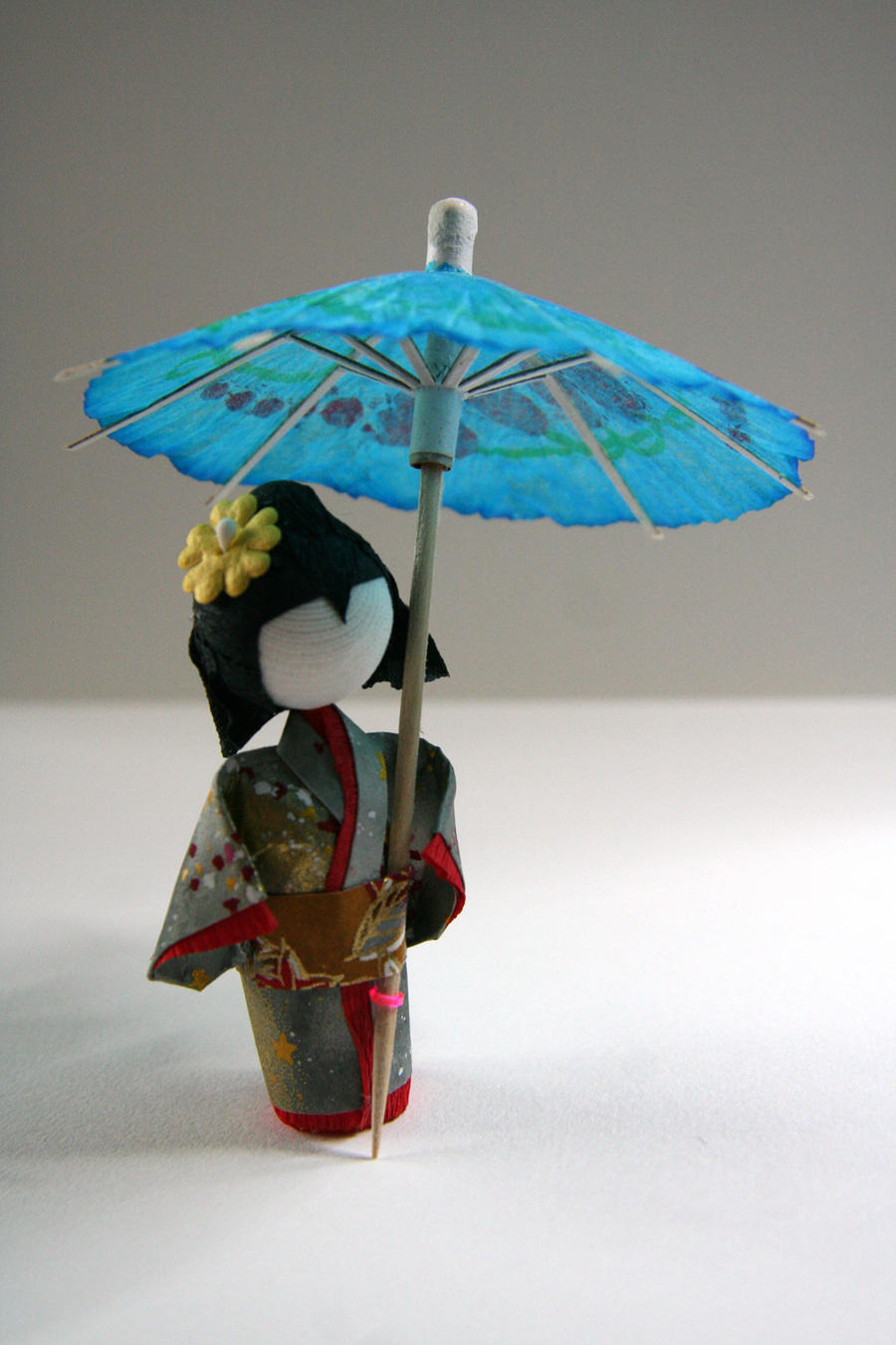 Umbrella Crafts Paper Storage