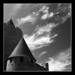 Carcassonne by cyaenn
