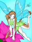 Sheila fairy FULL COLOR