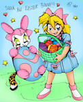 GD -18 HAPPY EASTER by thestooge2222