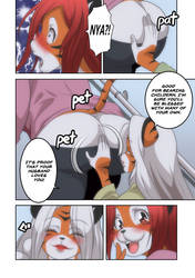Odile and her Gram-mama page 3 by thestooge2222