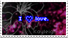 I Heart Love Stamp by KoRn-sTaR60291