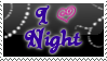 I Love Night Stamp by KoRn-sTaR60291