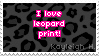 Leopard Print Stamp by KoRn-sTaR60291