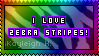 Zebra Stripes Stamp by KoRn-sTaR60291