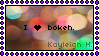 'I Love Bokeh' Stamp by KoRn-sTaR60291