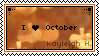 October Stamp by KoRn-sTaR60291