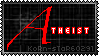 Atheist Stamp by KoRn-sTaR60291