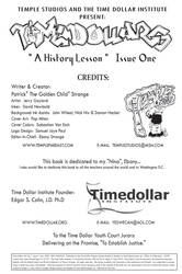 Time Dollars 1 Inside Cover