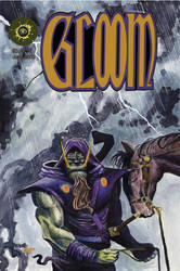 Gloom Issue Zero Cover