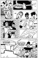 Jack Steel 1 Preview Pg 6 by patrickstrange