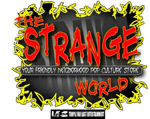 The Strange World eBay Logo 1