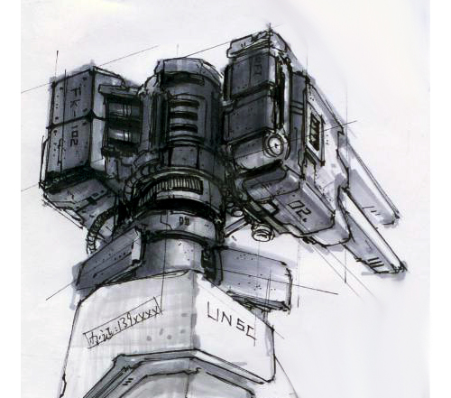 turret by ProgV