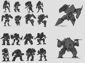 sketches by ProgV