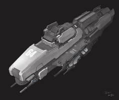heavy destroyer by ProgV