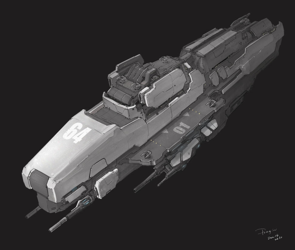 heavy destroyer by ProgV