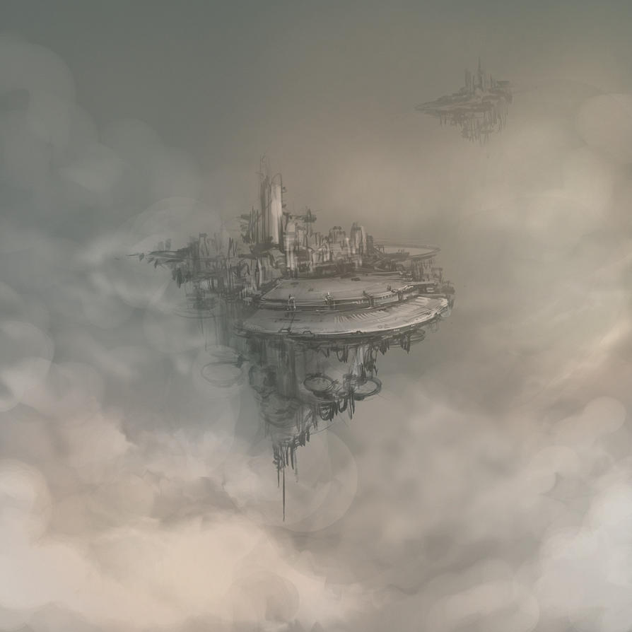 airport city in the sky by ProgV