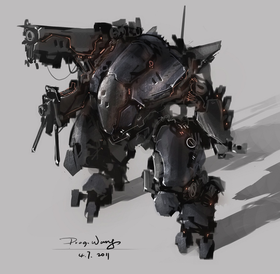 everyday mech 2 by ProgV