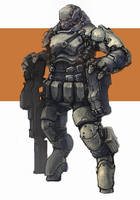 Mercenary by ProgV