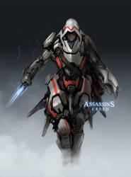 Assassin's Creed : Future Warfare by ProgV