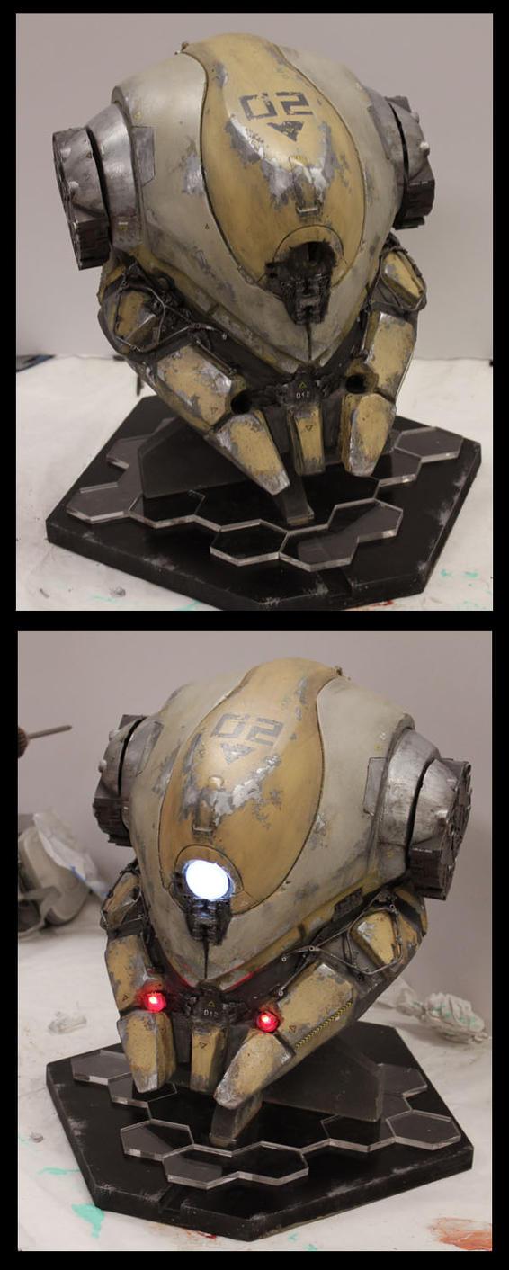 Helmet Project by ProgV