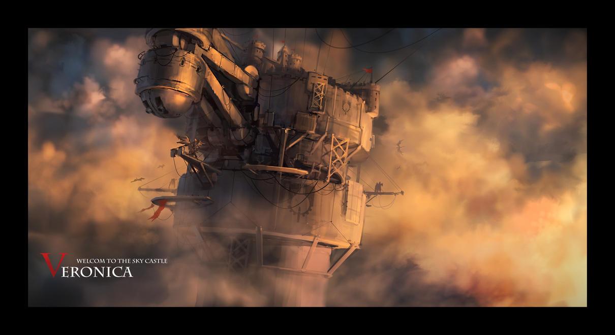 PFSR-Sky Castle by ProgV