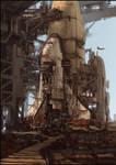 castle NASA by ProgV